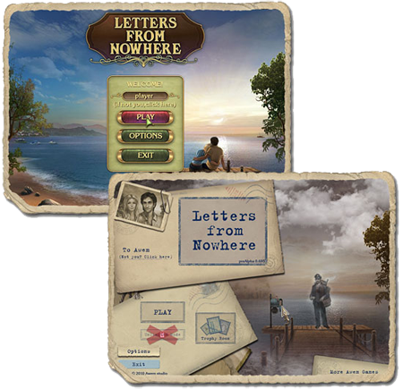 Letters from Nowhere Developer's Diary