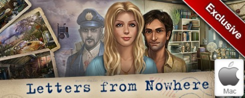 Letters from Nowhere for Mac