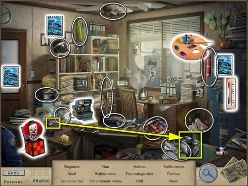 Letters from Nowhere Walkthrough
